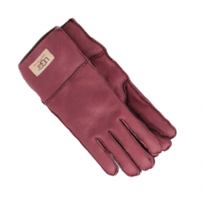 Фото UGG Leather Vine Gloves