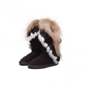 Фото UGG Fox Chocolate