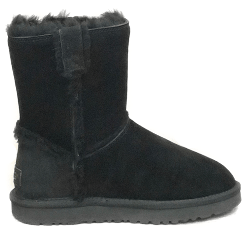 Фото UGG Short Spill Seam Boot Black