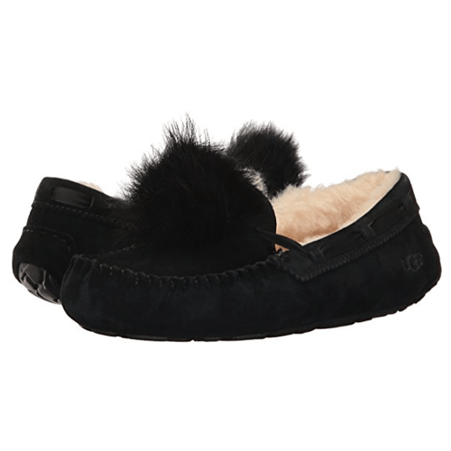 Фото UGG Dakota Pom Pom Black