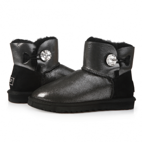 Фото UGG Mini Bailey I Do! Black