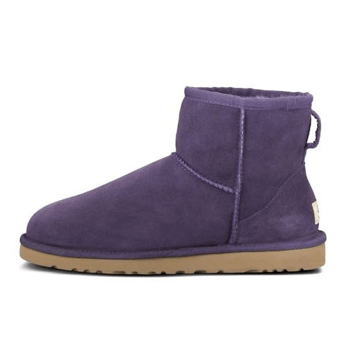 Фото UGG Classic Mini Purple