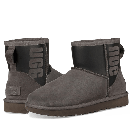 Фото UGG Rubber Boot Gray