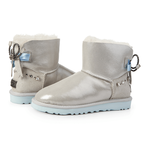 Фото UGG Mini Bailey Bow I Do!