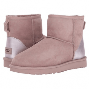 Фото UGG Classic Mini II Metallic Dusk