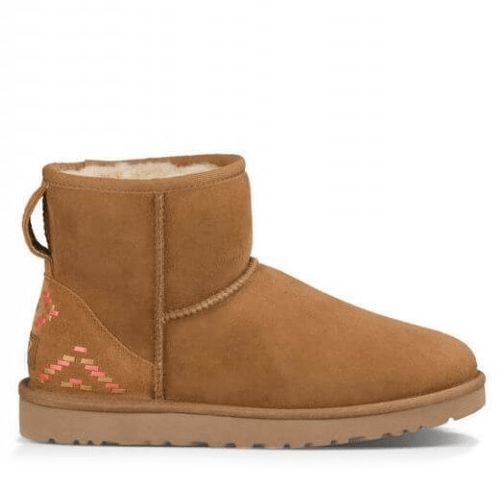 Фото UGG Mini Ornament Chestnut