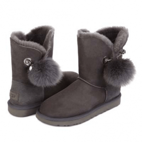 Фото UGG Irina Winter Boot Grey