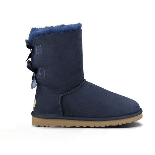 Фото UGG Bailey Bow Blue