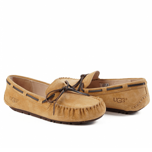 Фото UGG Dakota Slippers Summer Chestnut