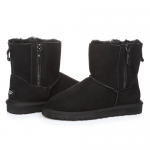 UGG Mini Double Zip Black