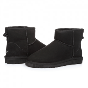 UGG Men Classic Mini Black