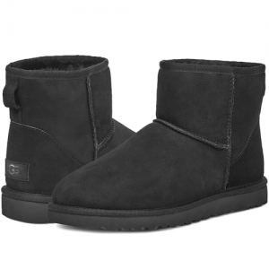 UGG Men Classic Mini II Black