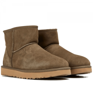 UGG Classic Mini Ankle Brown