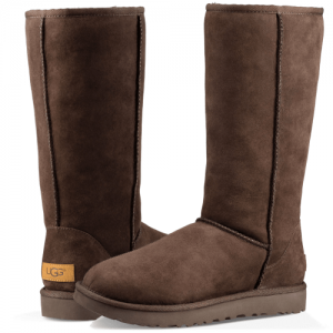 UGG Classic II Tall Chocolate