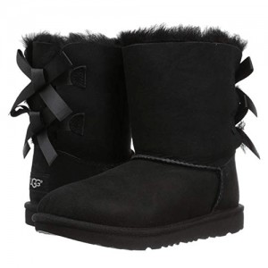 UGG Kids Bailey Bow II Boot Black
