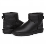 UGG Mini Leather Black
