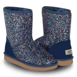 UGG Stardust Short Blue