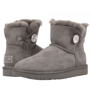 UGG Bailey Bling Mini Grey