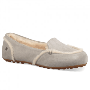 UGG Hailey Loafer Gray