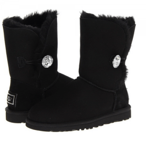 UGG Bailey Bling Black