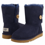 UGG Kid's Bailey Button Blue