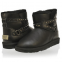 UGG Emersen Leather Black