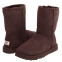 UGG Men Classic Short Chocolate
