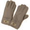 UGG Leather Sand Gloves