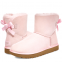 UGG Bailey Bow II Mini Seashell Pink