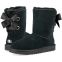UGG Bailey Bow II Short Customizable Black