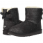 UGG Bailey Bow Snow Black