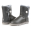 UGG Bailey Bling Leather Grey