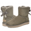 UGG Classic Mini Bailey Bow II Eucalytpus Spray
